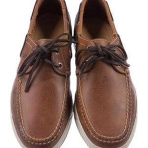 NWOT Men's Martin Dingman Kennedy Boat Shoes- 9M
